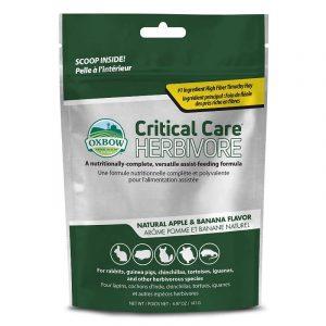 Oxbow Critical Care suplemento alimenticio para conejos enanos enfermos