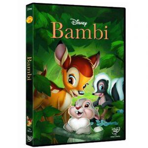 Pelicula de conejos Bambi