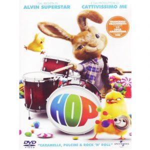 Película de conejos Hop