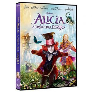 Conejos de cine Alicia a través del espejo