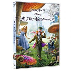 Conejos de película Alicia en el País de Las Maravillas