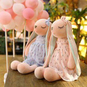 conejos de peluche regalos originales para niños
