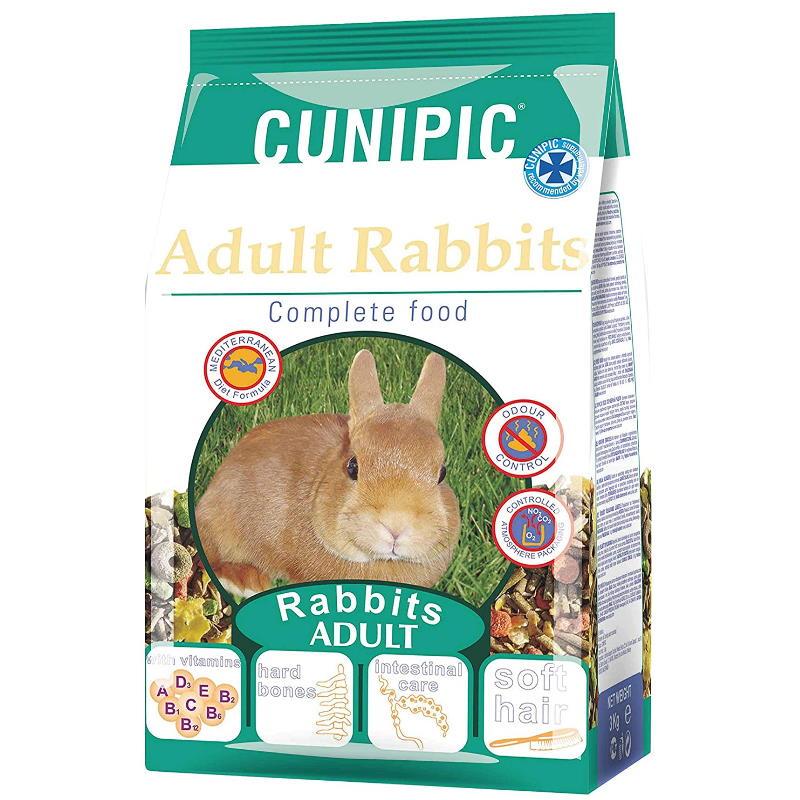 Cunipic Complete Food alimento completo para conejos adultos