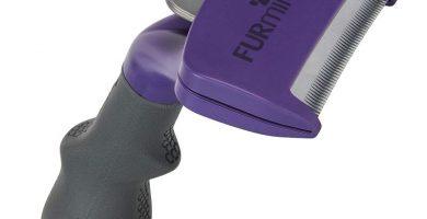 Furminator cepillo para conejos de pelo largo