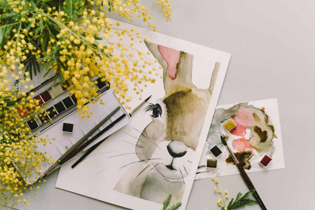 tienda de artículos para conejos y de conejos
